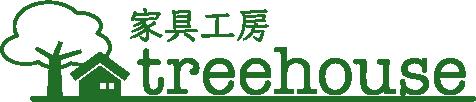 家具工房treehouseロゴ