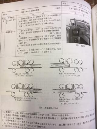木材加工系実技教科書