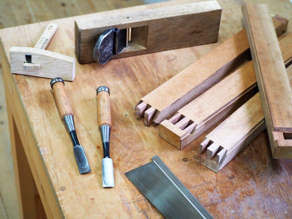 家具製作技能士の講座